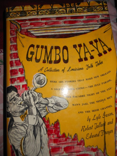 gumbo ya-ya -    collection of louisiana folk tales