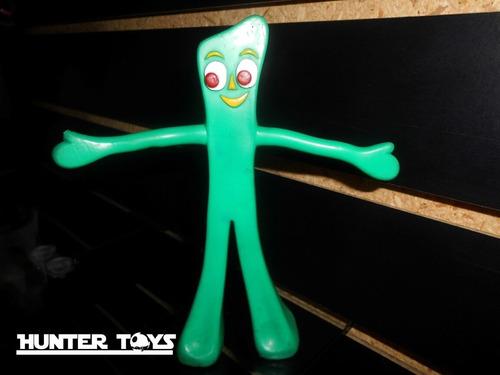 gumby, gomosito, figura bendable, vintage, tel. 35846340