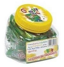 gumivit vitamina c 180 unidades sabores surtidos