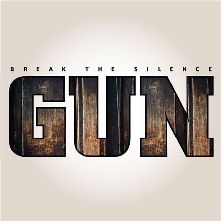 gun - break the silence importado ( otimo hard rock )
