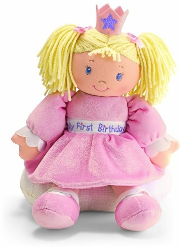 gund baby my first birthday doll with sound descontinuado po