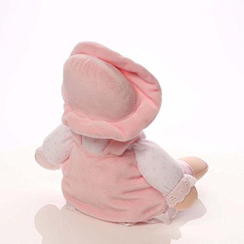 gund my first dolly stuffed plush blonde doll 12