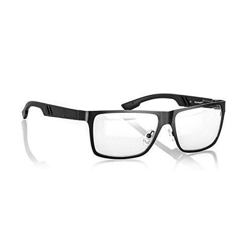 gunnar optiks gunnar computer eyewear vinyl onyx crystal