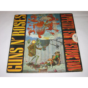 Guns N' Roses - Appetite For Destruction - 1988/1991 - Lp