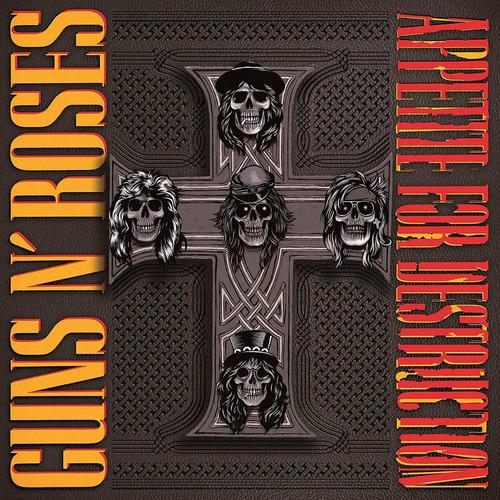guns n roses - appetite for destruction super deluxe 4cd+bd