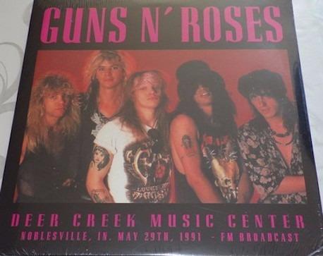guns n' roses ¿ deer creek music center (vinilo)