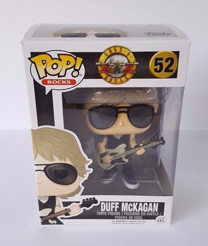 guns n' roses duff mckagan funko pop! bass