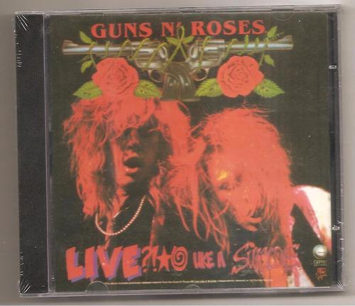 guns n roses - gn'r lies (bon jovi, aerosmith, kiss)