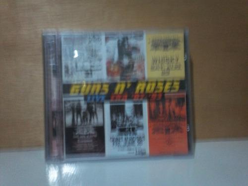 guns n´ roses. live era ´87-´93. 2cd.