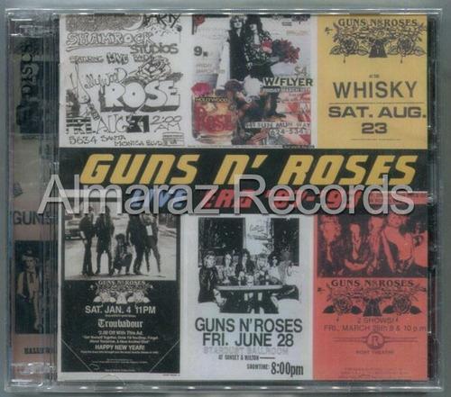 guns n' roses live era 87-93 2cd