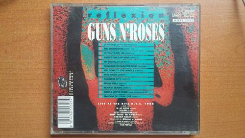 guns n roses reflexión importado de italia descatalogado