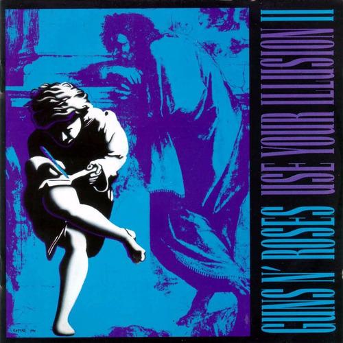 guns n roses use your illusion 2 perfecto estado cd