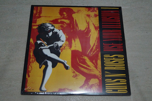 guns n' roses use your illusion i vinilo rock activity