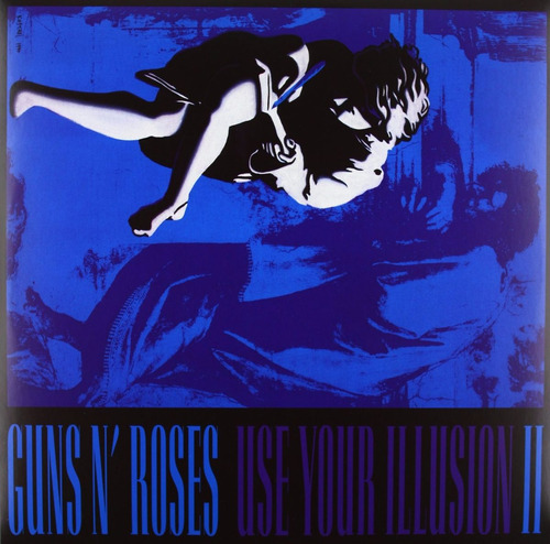 guns n roses - use your  illusion ii -2 vinilos 180 gr nuevo