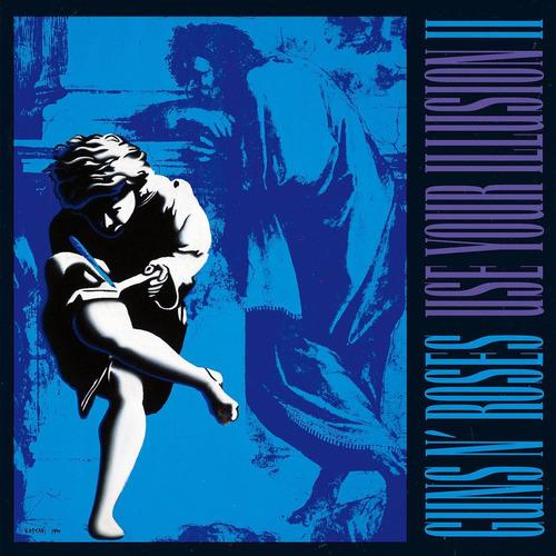 guns n' roses use your illusion ii novo lacrado cd vol.2