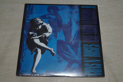 guns n' roses use your illusion ii vinilo rock activity