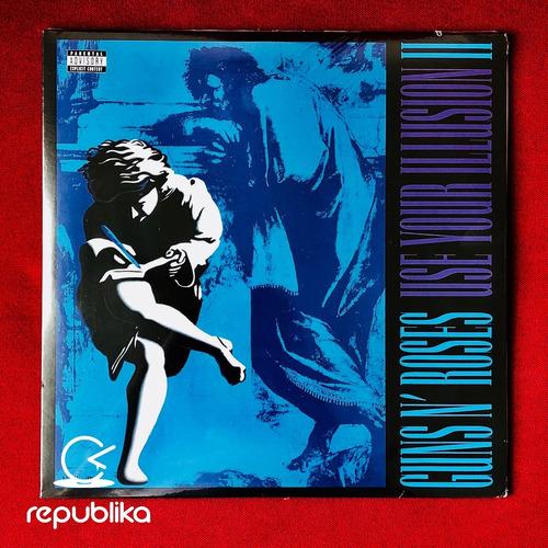 guns n' roses - use your illusion il - lp doble nuevo ed. eu