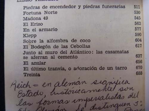 gunter grass, el tambor de hojalata, bruguera, méxico, 1984,
