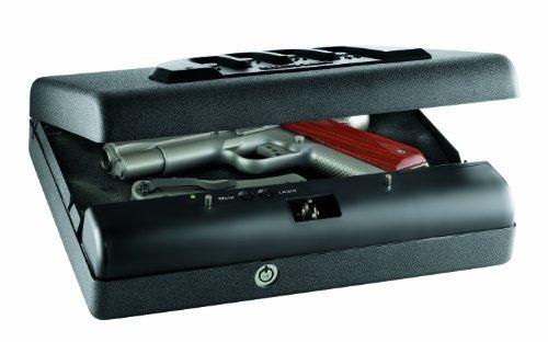 gunvault mv500-std microvault pistola pistola de seguridad