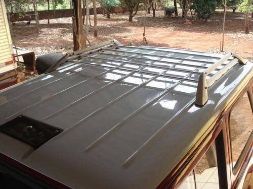 gurgel br-800 ano 1991 - motorhome, trailer, camper, motor h