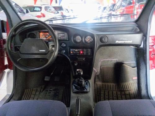 gurgel supermini br sl 0.8 1992 vermelho 1992