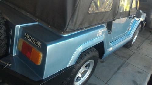gurgel xj12 cinza azulado