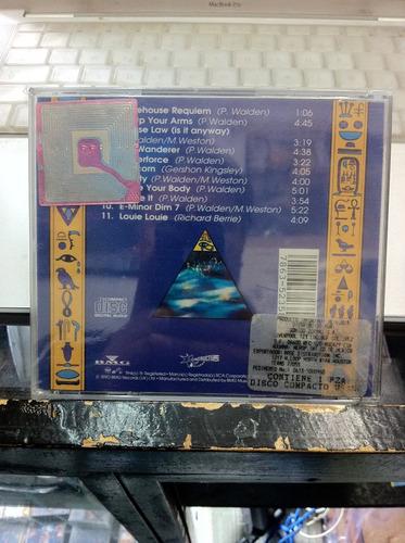 guru josh infinity cd nuevo importado techno new beat