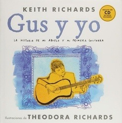 gus y yo - keith richards