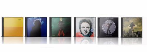 gustavo cerati discografia oficial 6 cd nuevos originales