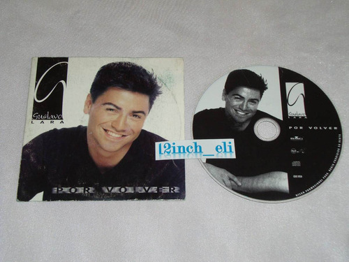 gustavo lara por volver 97 bmg single promo mx