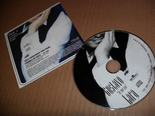 gustavo lara te me vas cd sencillo promo muy raro
