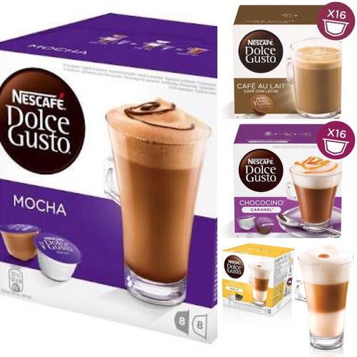 gusto café cápsulas dolce