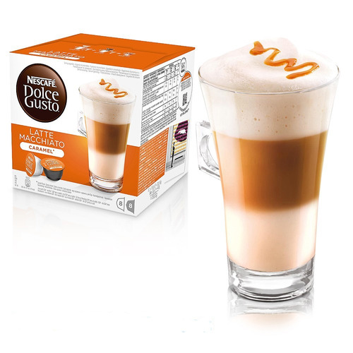 gusto capsulas cafetera dolce