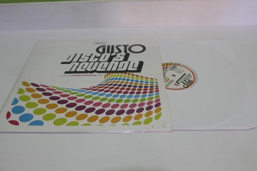 gusto - disco's revenge vinil (n-mm)