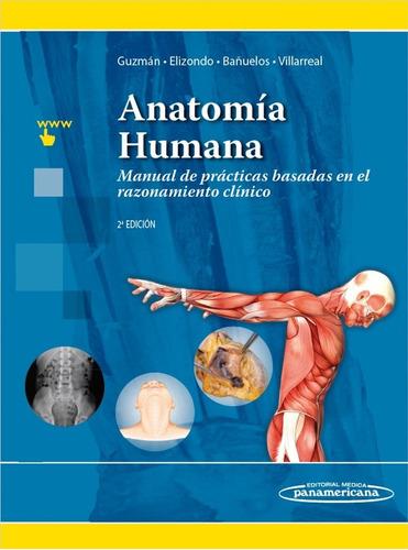 guzman manual de anatomía humana panamericana  2018 ed