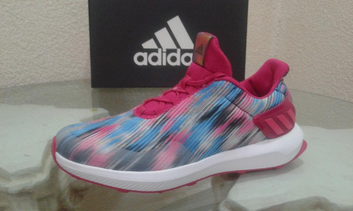 Gvashoes adidas Rapid run Multicolor Talla 24 Cm Dama -   1 553243d18100d
