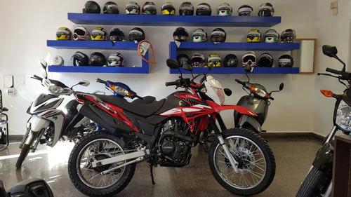 gxl tundra 150 - bikecenter - anticipo $15000 + cuotas al
