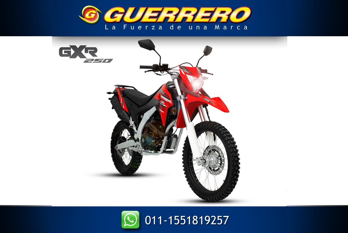 Motos Guerrero en Mercado Libre Argentina