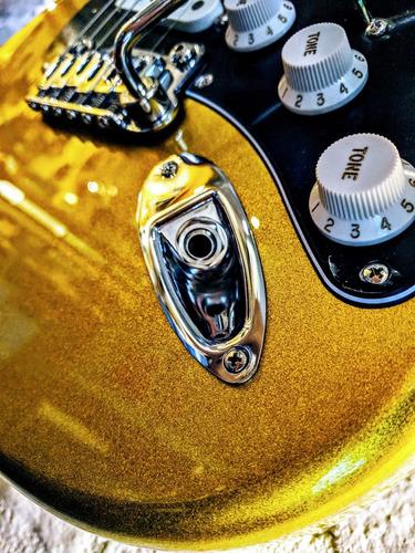 gyl g&l legacy usa yukon gold metallic maple guitarra cuotas