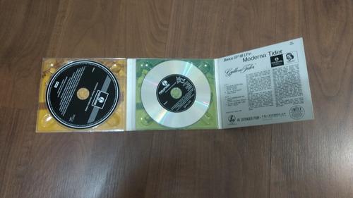 gyllene tider - moderna tider (2cd-digipak) roxette