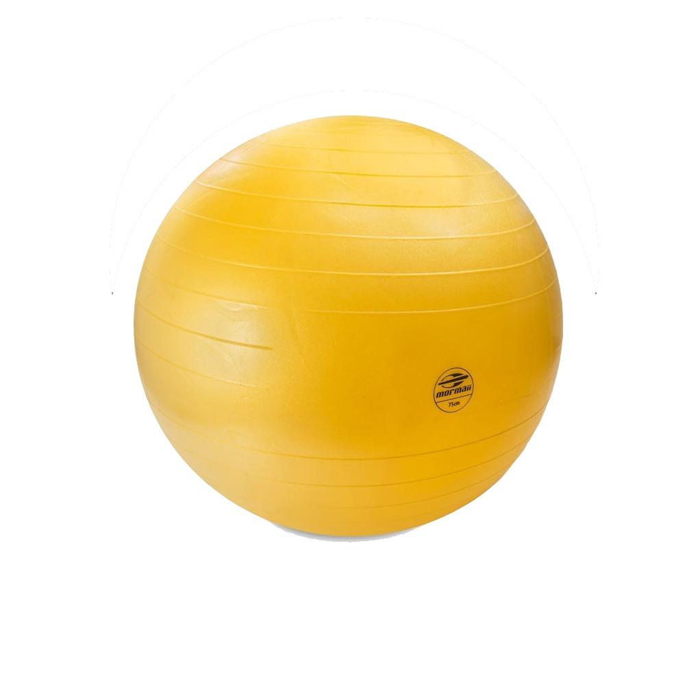 Gym Ball (bola De Ginástica) 75cm Mormaii - R  89 27372a4cd76ff