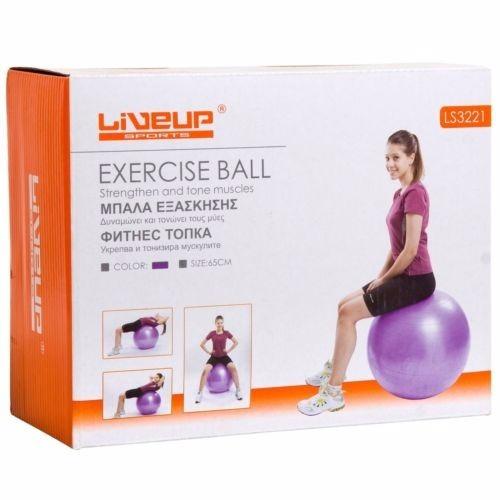 Gym Ball Bola Suíça 85cm Para Pilates Yoga Fisioterapia - R  81 44bf9e61a7b8d