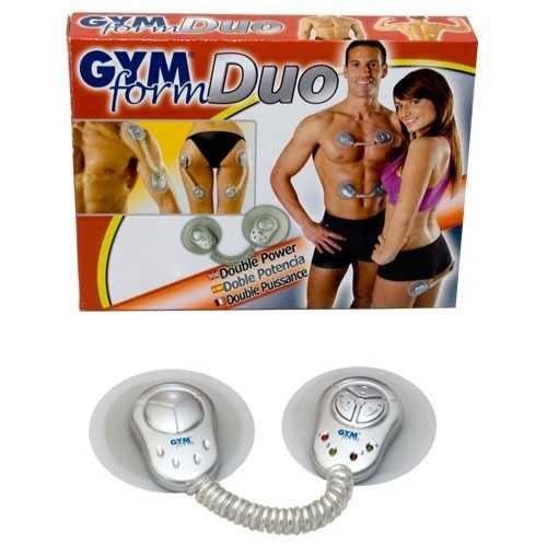 Gym Form Duo Gimnasia Pasiva Tonifique Torzo Piernas Brazos - Bs ...