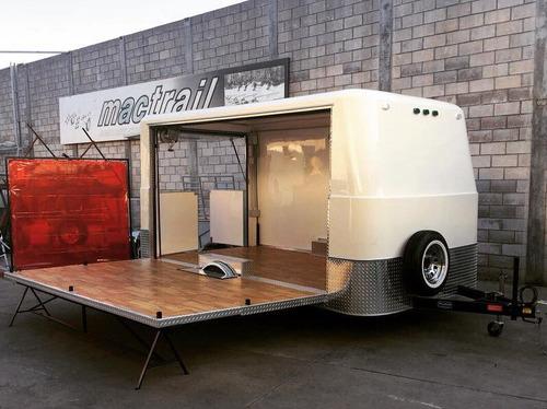 gym truck, homologado / patentable legalmente
