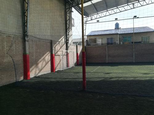 gym y  canchas fútbol 5 berazategui c/fondo de comercio