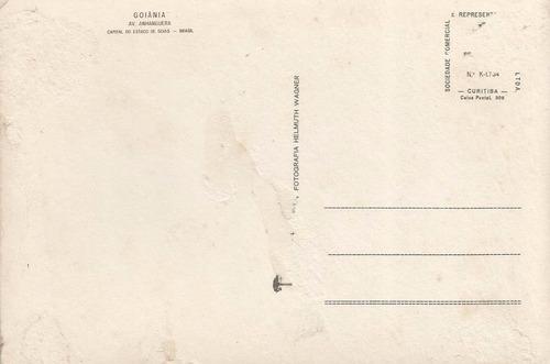 gyn-4022 - postal goiania, g o -  avenida anhanguera