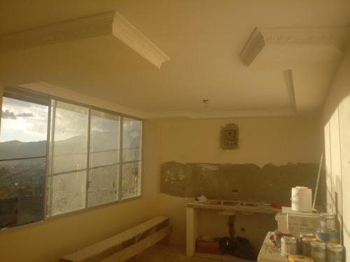 gypsum paredes y tumbados oferta $ 11 el m2 0967583538