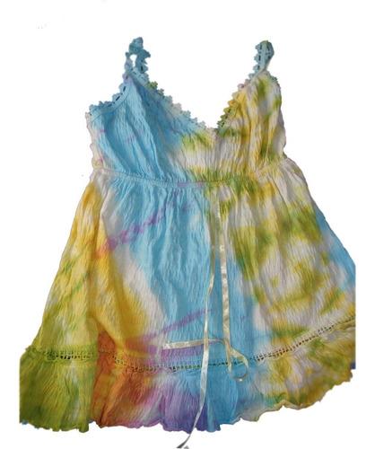gypsy hippie boho chic top blusa algodon e.gratis+cuotas