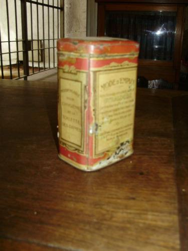gyraldose lata crema curativa francia decada 1920 coleccion