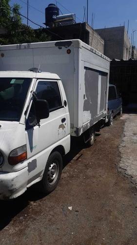 h-100 h100 gasolina 2.4 2005 refacciones motor transmisión